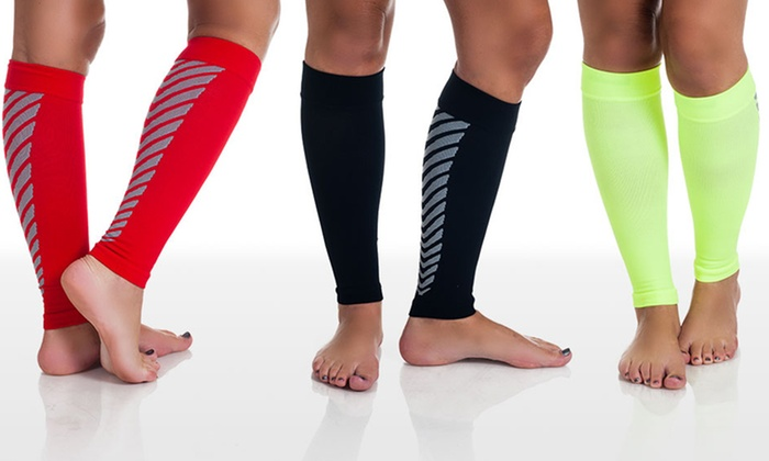 Remedy Calf Compression Sleeve: $19.99 for a Remedy Calf Compression Sleeve ($49.99 List Price). Multiple Options Available. Free Shipping.