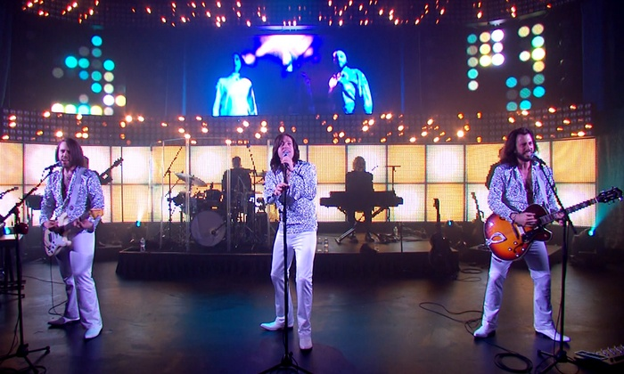 The Australian Bee Gees Show - Spartanburg Memorial Auditorium: The Australian Bee Gees at Spartanburg Memorial Auditorium  on Saturday, January 31 (Up to 44% Off)