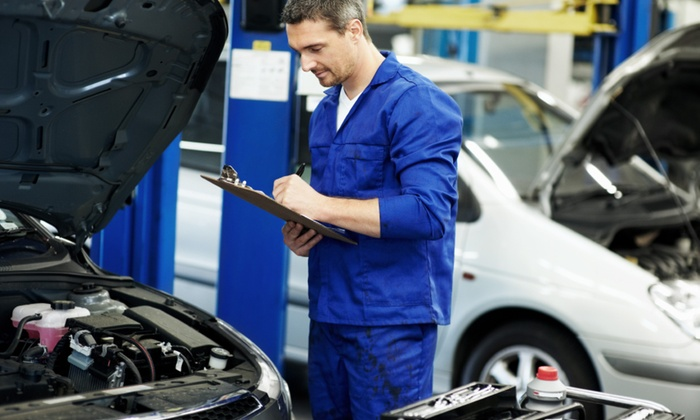 Expert Auto Care - Central Oklahoma City: Up to 54% Off Standard Oil Change at Expert Auto Care