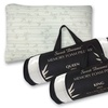 Shredded Memory Foam Pillows with Bamboo Covers (1- or 2-Pack)
