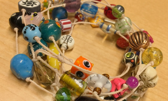 Böhemia Jewelry & Beads - Brooklet: $5 for $10 Worth of Jewelry — Böhemia Jewelry & Beads