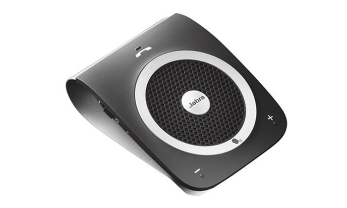 jabra bluetooth car speakerphone groupon goods. Black Bedroom Furniture Sets. Home Design Ideas