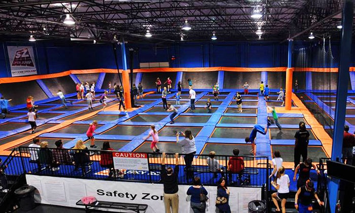 Sky Zone Edmond Edmond OK Groupon