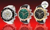 Invicta Venom Leather Men's Watches: Invicta Venom Leather Men's Watches. Multiple Designs Available. Free Shipping and Returns.