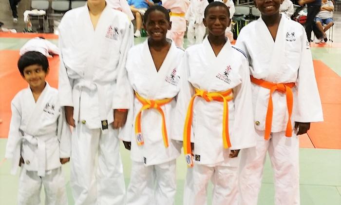Zenbei Martial Arts Academy - Sugar House: $38 for $125 Worth of Martial-Arts Lessons — Zenbei Martial Arts Academy
