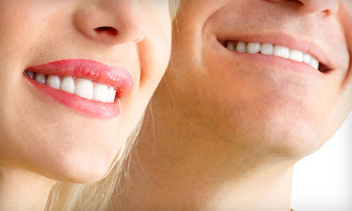 Dr. Hayley Barocas, DMD - Stamford: Take-Home or In-Office Teeth Whitening from Dr. Hayley Barocas, DMD (Up to 81% Off)