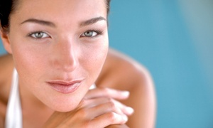 Laser Body Sculpting: One or Three Non-Surgical Face-Lift Treatments at Dr. Bowers D.C. (Up to 67% Off)