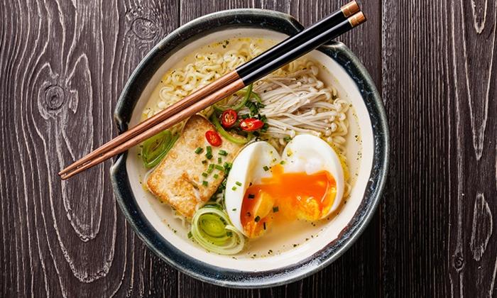 KuRaudo Sushi & Bento - Dublin: Three-Course Japanese Meal for Two or Four at KuRaudo Sushi & Bento (Up to 45% Off)