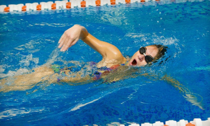 Saratoga Star Aquatics - Saratoga Star Aquatics: $36 for a Four-Week Children's Swimming Course at Saratoga Star Aquatics ($72 Value)