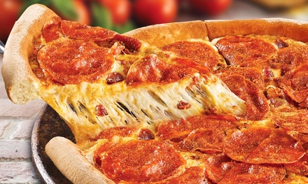 $12 for $20 Worth of Pizza at Papa John's