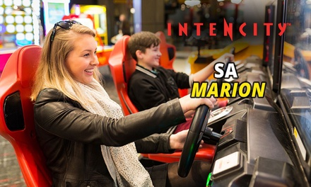 $20, $35, $50 or $75 to Spend on Video and Redemption Games at Intencity