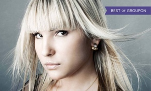 Whitney Hair and Wellness: Haircut Package with Optional  Highlights or Color at Whitney Hair & Wellness (Up to 51% Off)