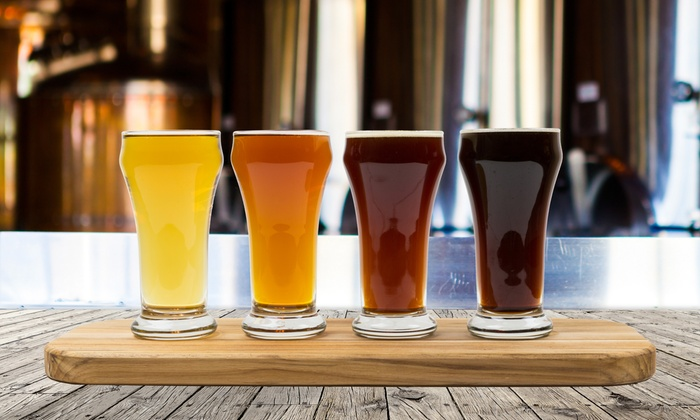 On Tap Beer Tours - Downtown Santa Rosa: Brewery Hopper Tour for 10 from On Tap Beer Tours (Up to 50% Off)