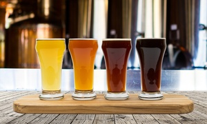 On Tap Beer Tours: Brewery Hopper Tour for 10 from On Tap Beer Tours (Up to 50% Off)