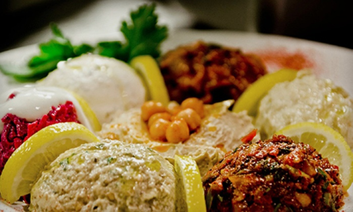 Cazbar - Downtown: Turkish Cuisine at Cazbar (50% Off). Two Options Available.