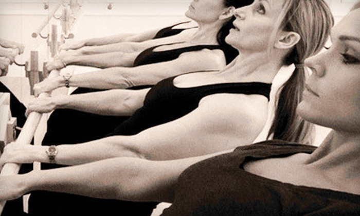 The Barre Studio - Delray Beach: 5 or 10 Barre or TRX Classes at The Barre Studio (Up to 79% Off)