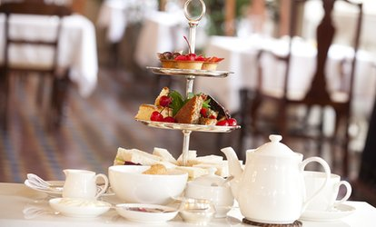 Traditional or Sparkling Afternoon Tea for Two or Four at The Royal (31% Off)