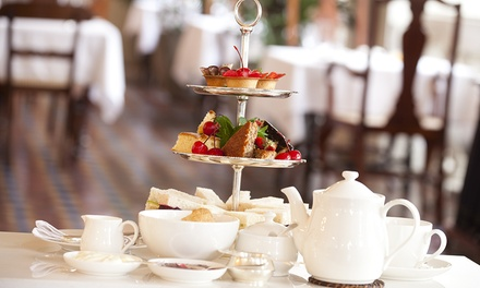 Afternoon Tea with Sparkling Wine or Prosecco for Two at Adelphi Hotel