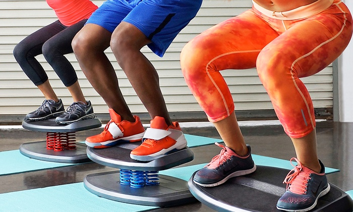 StrongBoard Balance - Burton Chace Park:  Fitness Package with Assessment, Nutritional Plan, Home Work-Out Plan and 8 or 20 Fitness Classes at StrongBoard Balance (Up to 84% Off)
