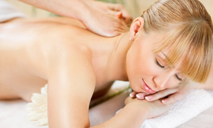 Holiday Spa Package with Organic Signature Facial and Deep-Tissue Massage at The Jennifer Day Spa (Up to 67% Off)