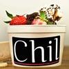 45% Off at Chil Organic Frozen Yogurt Bar
