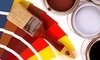 55% Off at Prep Work and Two Coats of Paint for One  Room from Deck Wonders