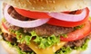Hecklers Bar & Grill - Burnside: Pub Fare for Two or Four People at Hecklers Bar & Grill (Up to 53% Off)