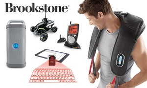 Brookstone – 50% Off Innovative Products