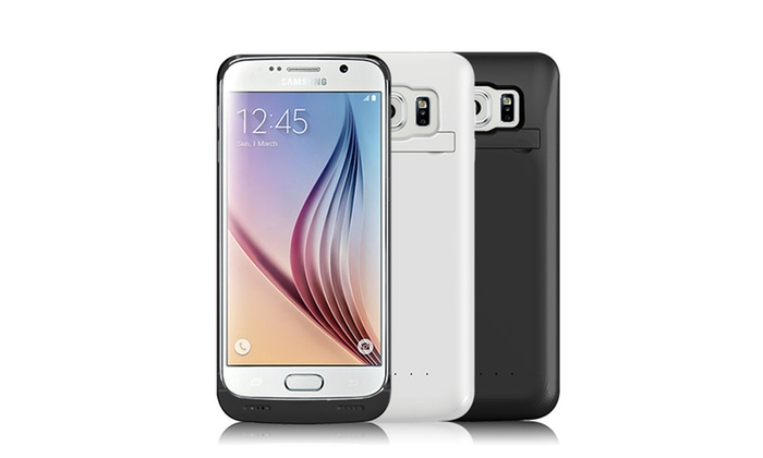 samsung s6 edge charging phone case