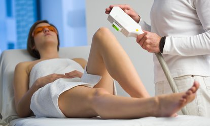 Laser Hair Removal: Three Sessions on a Choice of Small, Medium or Large Area at Sheffield Laser