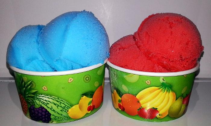 Repicci's Italian Ice - Saint Louis: $13 for Five 8 Oz. Italian Ices at Repicci's Italian Ice ($25 Value)