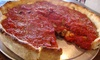 $5.75 Off Pizza at Trilogy Pizza & Wine Bistro