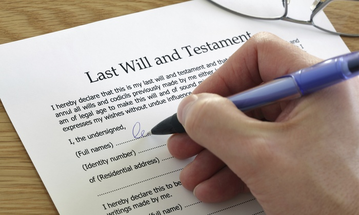 Seif Law Firm - Richmond Hill: Single, Widowed, or Joint Will from Seif Law Firm (65% Off)
