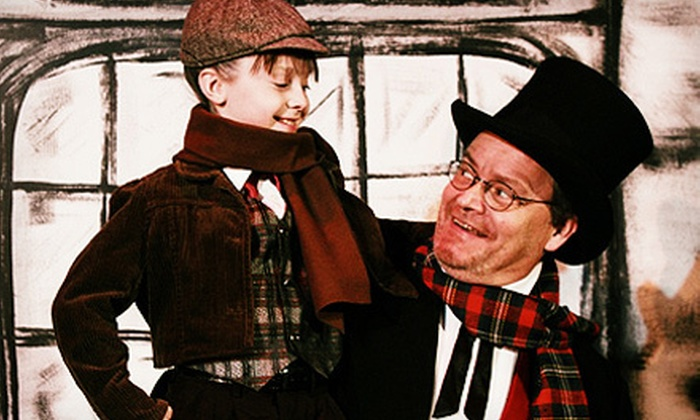 """Scrooge: The Musical - Sand Point: $20 to See """"Scrooge: The Musical"""" at Seattle Musical Theatre at Magnuson Park (Up to $43.50 Value)"""