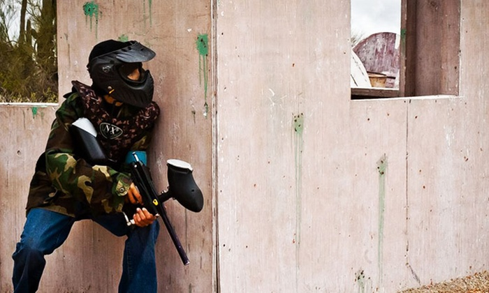 Westworld Paintball Center - Multiple Locations: Paintball Package for One, Two, or Four at Westworld Paintball Adventures (Up to 51% Off)