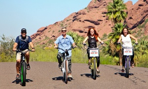 Pedego Scottsdale: Two-Hour or All-Day Electric-Bike Rental for One or Two at Pedego Scottsdale (Up to 27% Off)