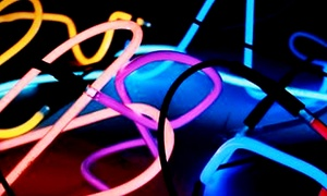 Neon Workshops: Glass Making Session For One or Two at Neon Workshops (Up to 71% Off)