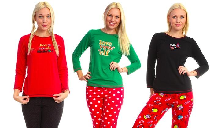 05bf4edbb3 Women s Holiday Pajamas (2pc)