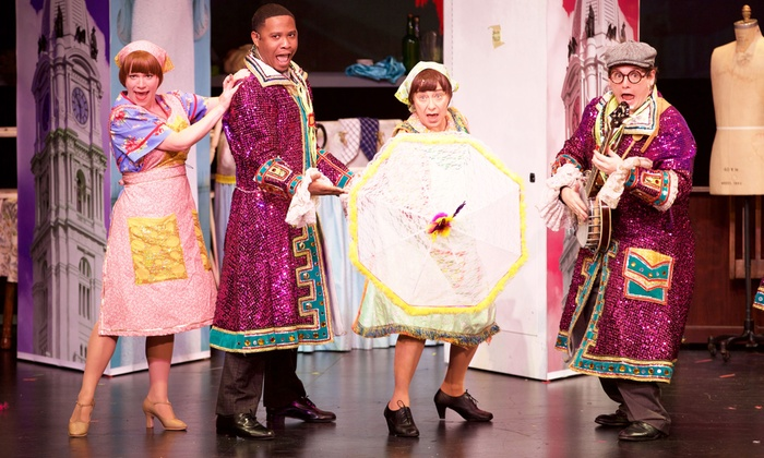 """""""The Three Maries"""" - Prince Theater: """"The Three Maries"""" for Two (Through January 10)"""