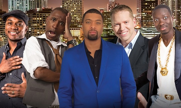 Shaq's All Star Comedy Jam - James L Knight Center: Shaq's All Star Comedy Jam with Gary Owen and Michael Blackson on Friday, October 3, at 8 p.m. (Up to 50% Off)