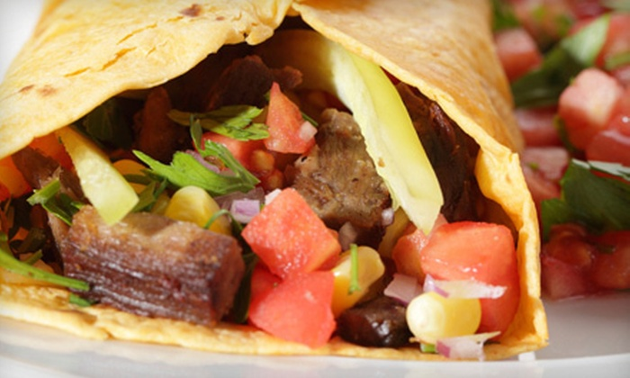 Tacomiendo - Northwood at Buffalo Grove: $7 for $15 Worth of Mexican Food at Tacomiendo