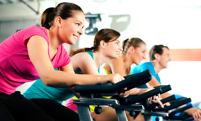 Born to Ride Cycle and Fitness - Vose: Five or Ten Spin Classes or One Month of Unlimited Classes at Born To Ride Cycle and Fitness (Up to 66%Off)