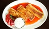 Red Square Cafe and Lounge - Red Square Bath House: Russian Food and Drinks for Two or Four at Red Square Cafe and Lounge (Up to 48% Off)