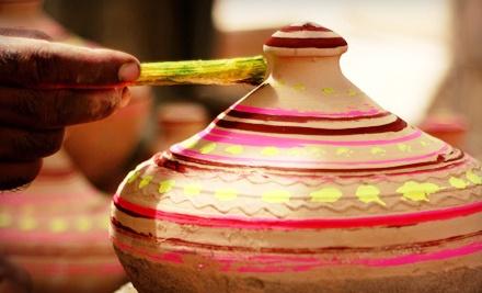 $25 Worth of Ceramic Painting for 1 Person - Bricker Brac Ceramics in Gresham