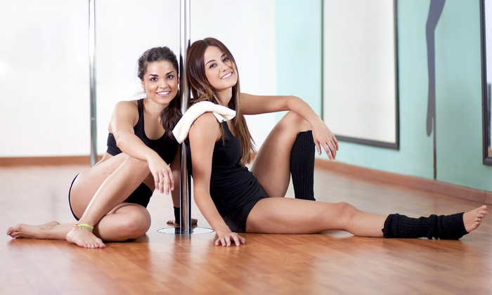Innovative Fitness - Innovative Fitness: Yoga or Pole-Vertical Fitness Classes at Innovative Fitness (Up to 57% Off). Four Options Available.