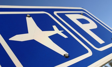 $6.50 for One Day of Covered Self Airport Parking at Wally Park ($13 Value)