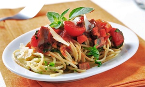 Ciao Italian Restaurant: Italian Food for Lunch, Dinner, or Takeout at Ciao Italian Restaurant (Up to 40% Off)