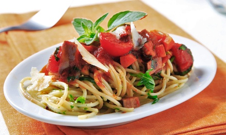 Italian Food for Lunch, Dinner, or Takeout at Ciao Italian Restaurant (Up to 40% Off)