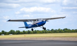 Go Fly Oxford Ltd: 20-Minute Cessna 150 Flight Experience at Go Fly Oxford (40% Off)
