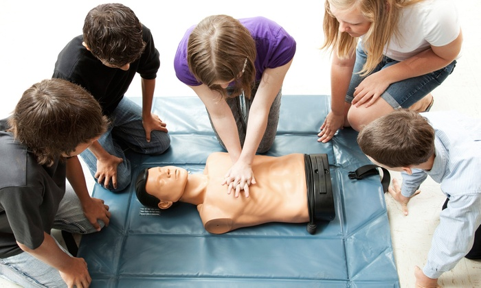 Safety Training Seminars - Multiple Locations: $70 for an American Heart Association First-Aid, CPR, and AED Class ($140 Value)